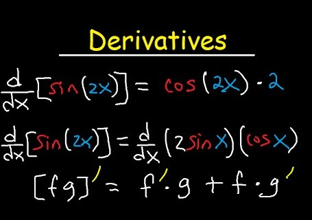 What Is The Derivative Of Sin(2X)?