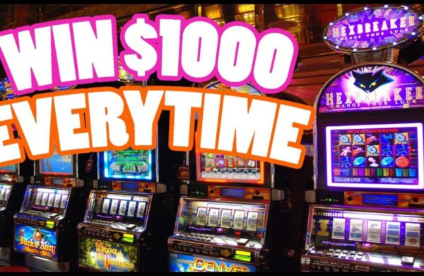 What We Know About the Slot Machine